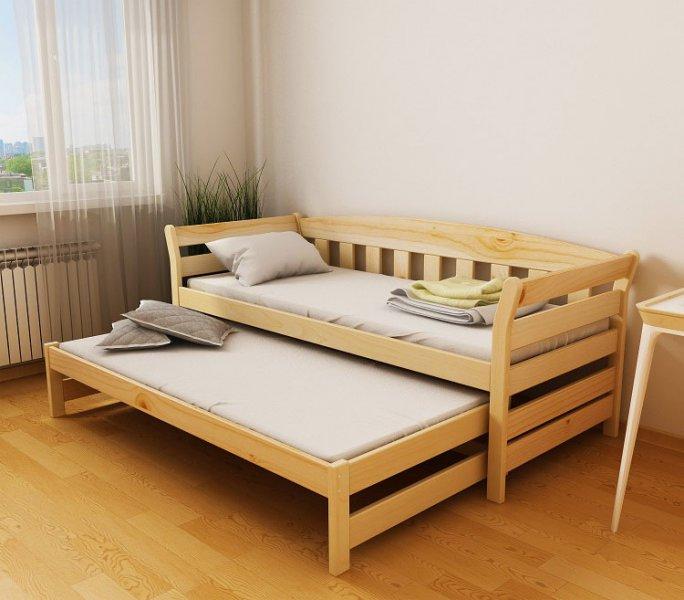 Двухуровневая кровать Тедди Дуо