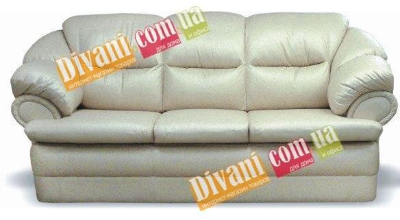 Кожаный диван Лаура 2