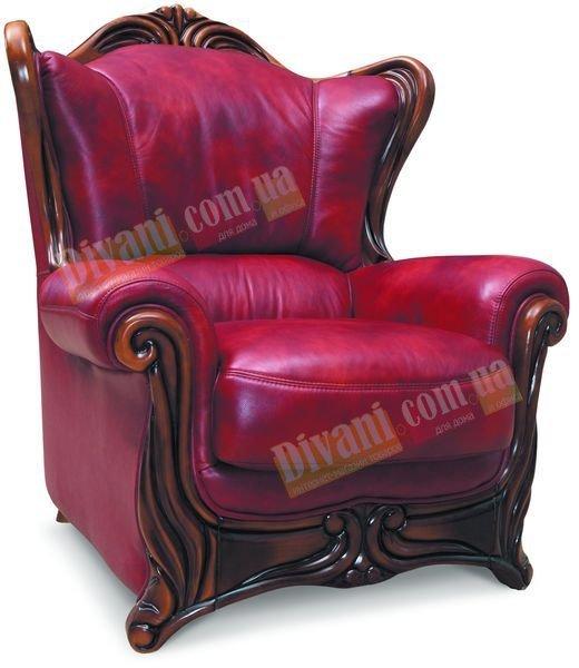 Кожаное кресло Галилей