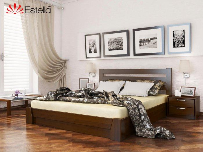 Полуторная кровать Селена - 140х190-200см