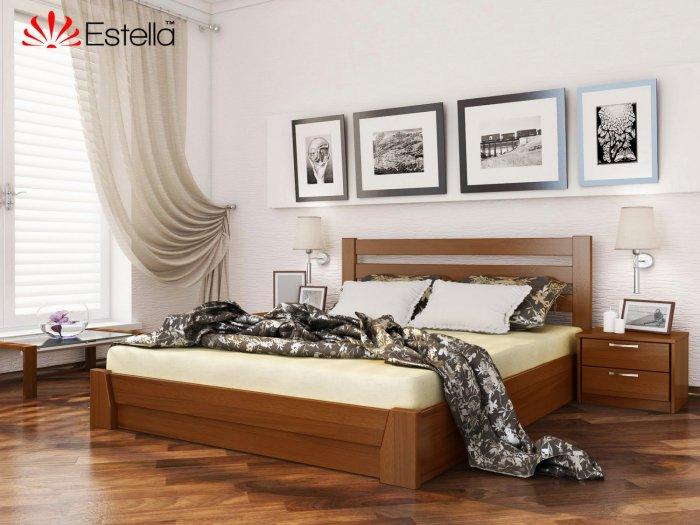 Двуспальная кровать Селена - 160х190-200см