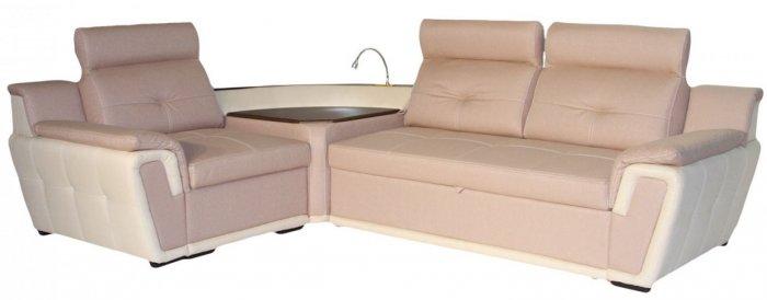 Угловой диван Моника VIP