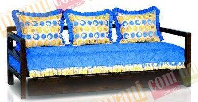 Односпальная кровать Скиф 200х90см