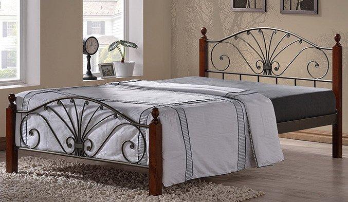 Полуторная кровать Mara N (Мара Н) 200x140см