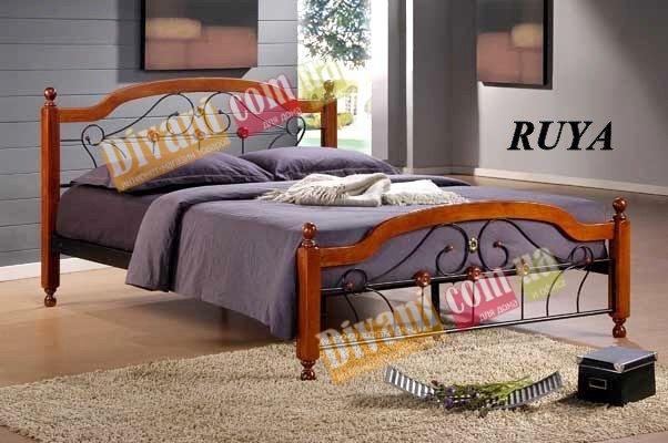 Двуспальная кровать  Ruya N (Руя Н) 200x180см
