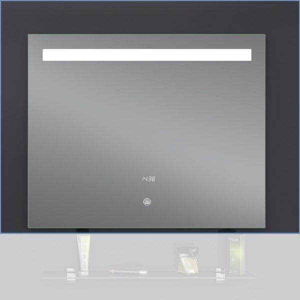 Зеркало Лава Делюкс 80х65 LED