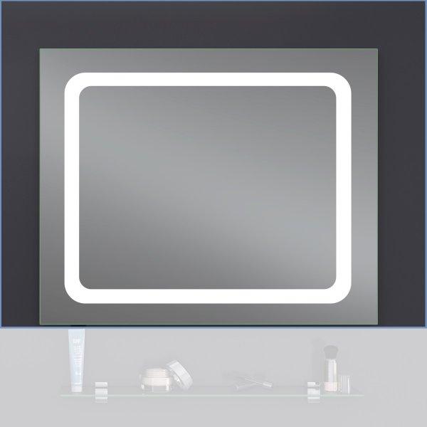 Зеркало Лава Хелла 100х65 LED