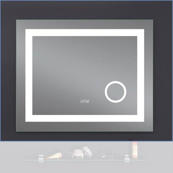 Зеркало Ультра Мега 80х65 LED