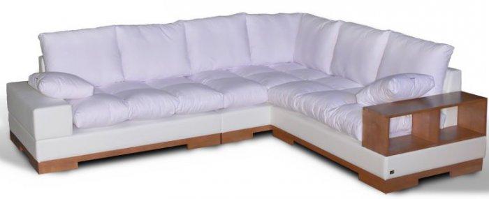 Угловой диван Нежное прикосновение
