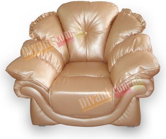 Кожаное кресло Богема