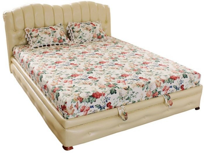 Двуспальная кровать Империя