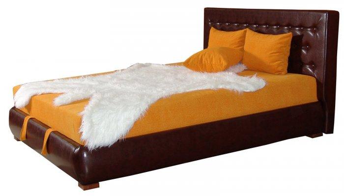Полуторная кровать Монако 140х200см с подъемным механизмом