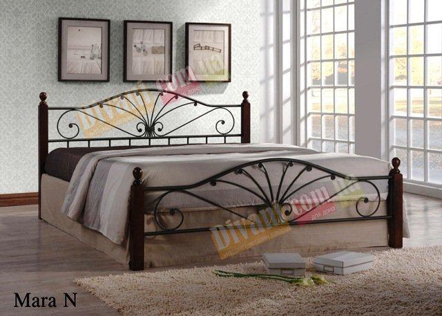 Двуспальная кровать  Mara N 200x180см