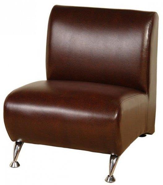 Офисный модульный диван Метро Прямая секция