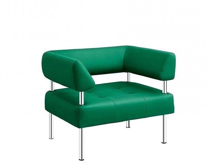 Офисный модульный диван Тетра 4 (с подлокотниками)