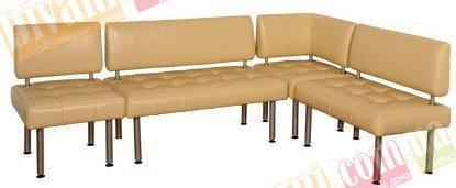Офисный модульный диван Тетрис