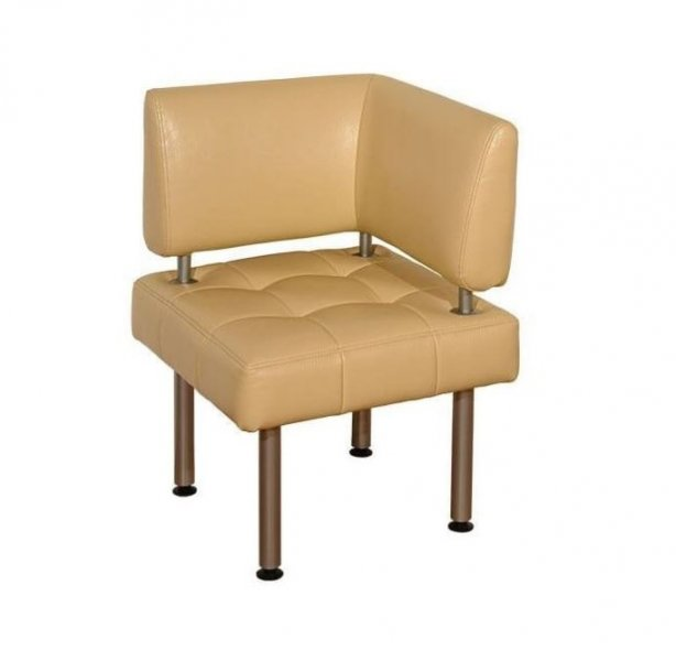 Офисный модульный диван Тетрис Угловой сегмент