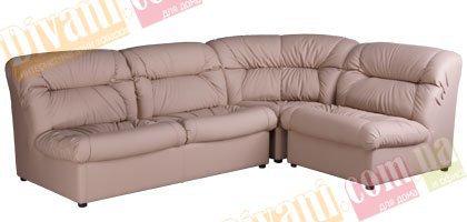 Офисный модульный диван Плаза