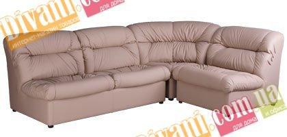 Офисный модульный диван Плаза Прямой сегмент