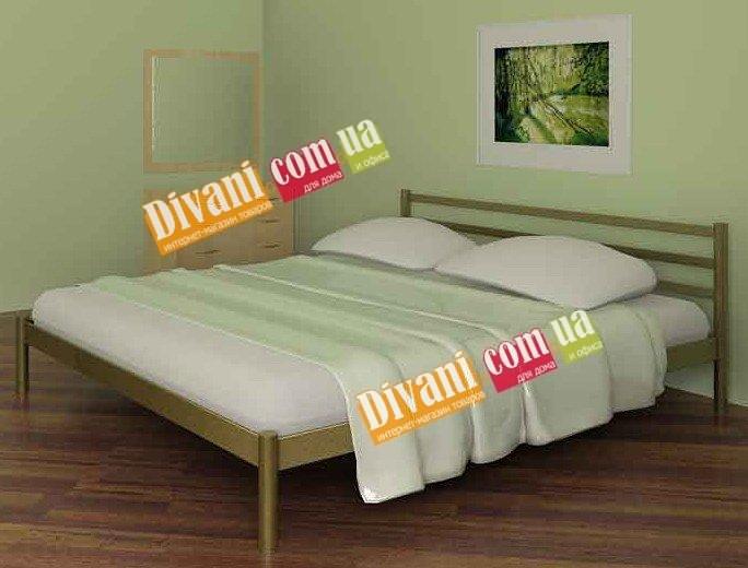 Двуспальная кровать Fly - 160см с низкой спинкой у ног
