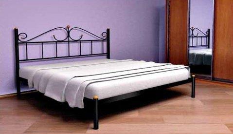 Двуспальная кровать Rosana - 160см