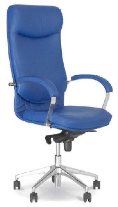 Кресло для руководителя Vega steel chrome