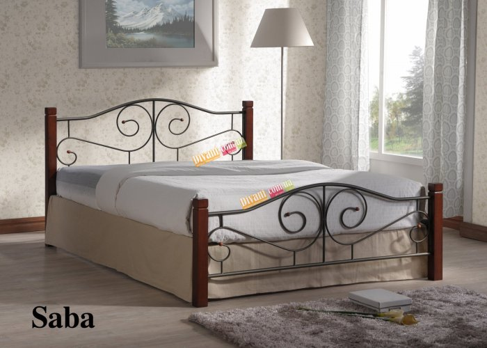 Полуторная кровать  Saba (Саба) 200x140см