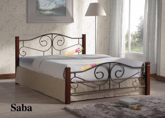 Двуспальная кровать  Saba 200x160см