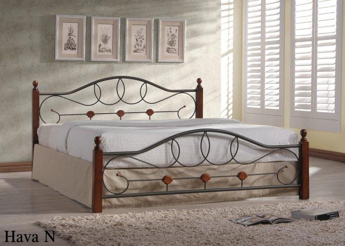 Двуспальная кровать  Hava N (Хава Н) 200x160см