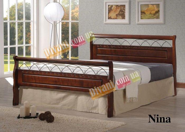 Полуторная кровать  Nina (Нина) 200x140см