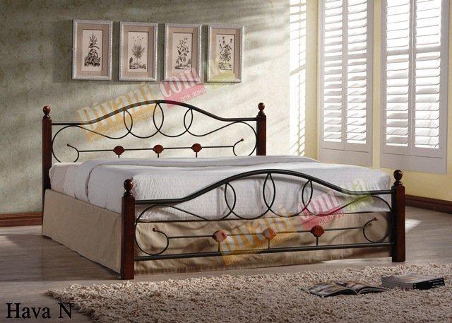 Полуторная кровать  Hava N (Хава Н) 200x140см