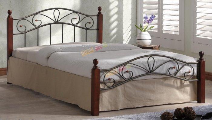 Односпальная кровать  Melis S (Мелис С) 200x90см