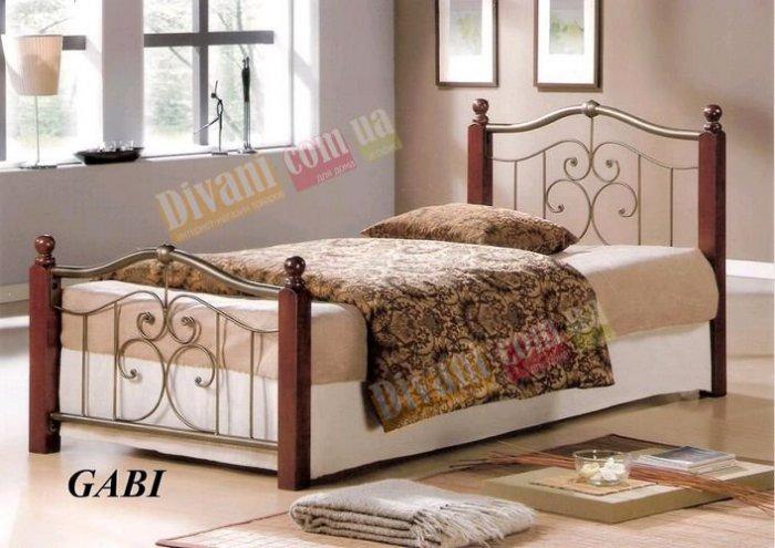 Односпальная кровать  Gabi N (Габи Н) 190x90см