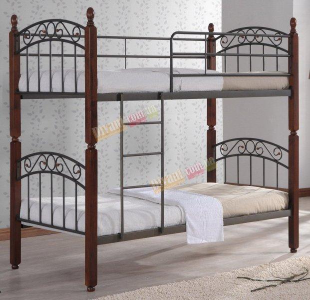 Кровать двухъярусная DD  Liya (Лия) 190x90см