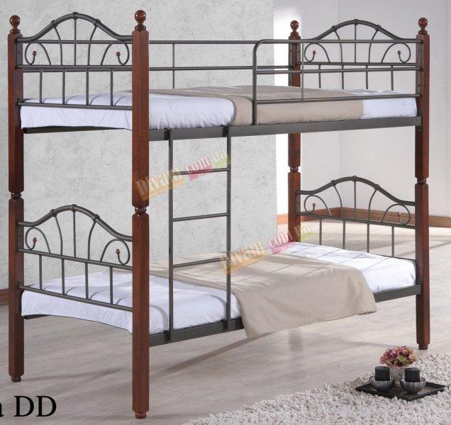 Кровать двухъярусная DD  Mira (Мира) 190x90см