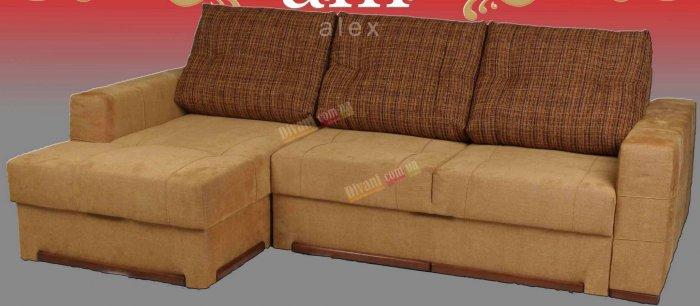 Угловой диван Хит
