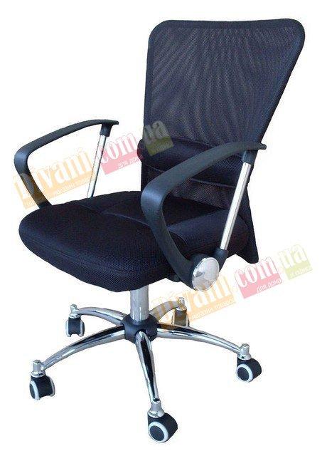 Кресло руководителя Y-9005 черное