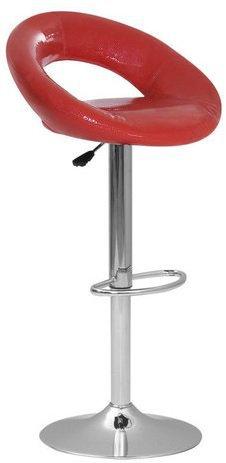 Барный стул Rose hrome