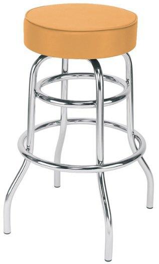 Барный стул Retro hrome