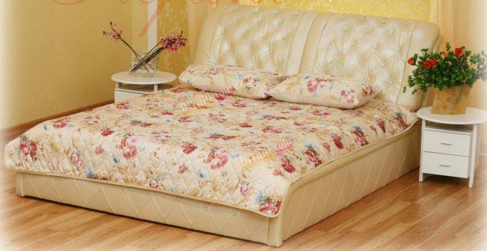 Двуспальная кровать Stefano - 200x180см
