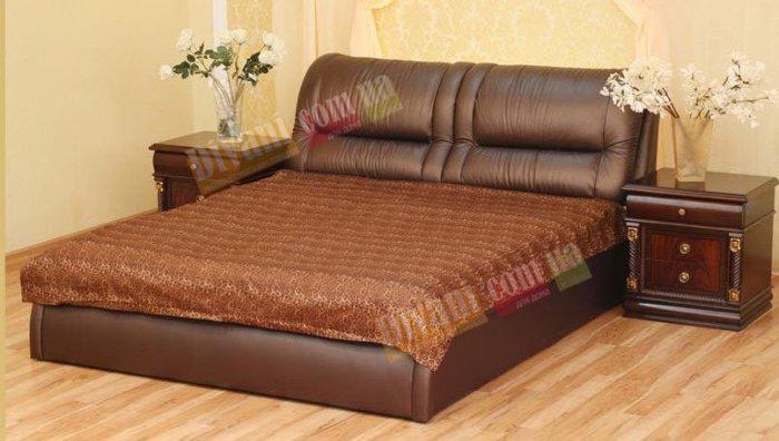 Двуспальная кровать Enzo - 200x180см