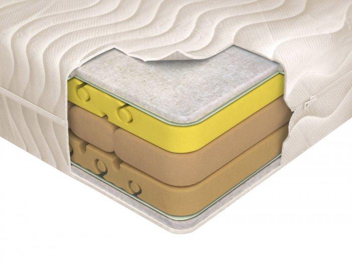Двуспальный матрас Комфорт — 160x200 см
