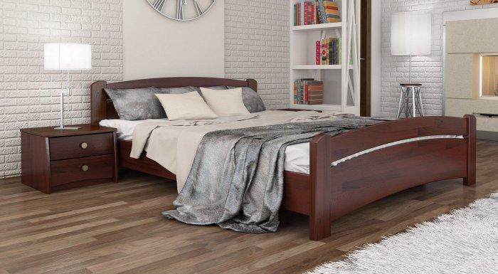 Кровать Венеция - щит или массив