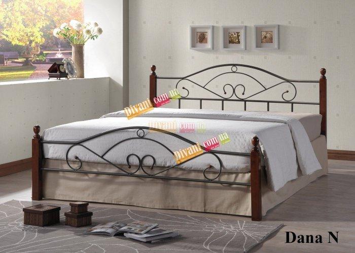Двуспальная кровать  Dana N (Дана Н) 200x160см