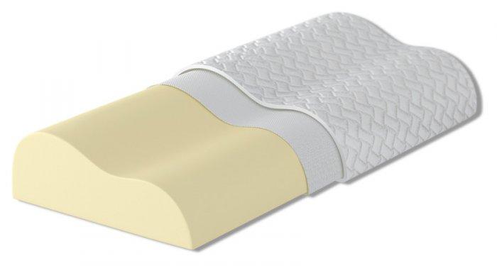 Ортопедическая подушка Неолюкс Мемори эргономик