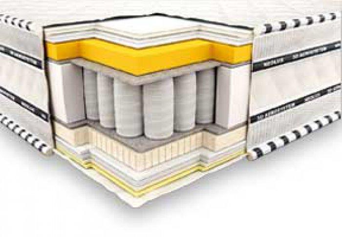 Ортопедический матрас 3D Империал мемори - 80x200 см