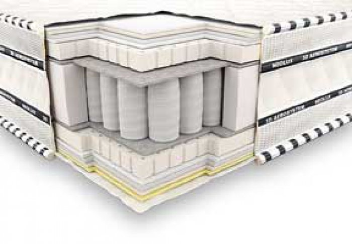 Ортопедический матрас 3D Империал латекс - 90x200 см
