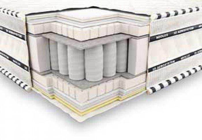 Ортопедический матрас 3D Империал латекс - 140x200 см
