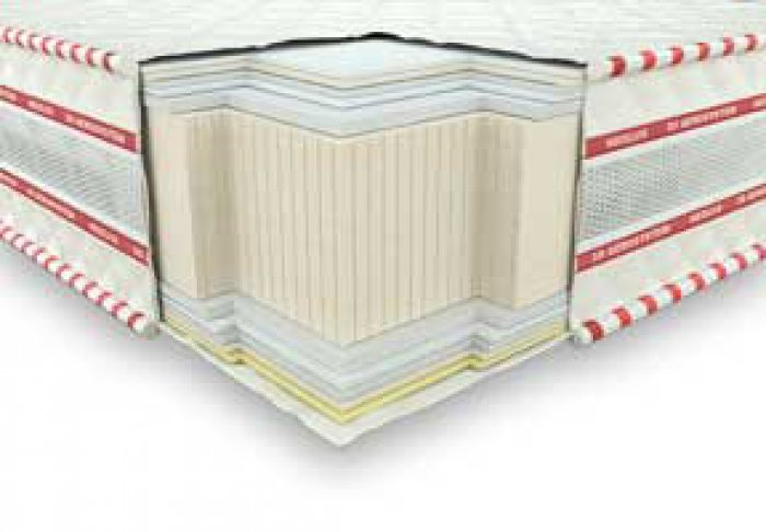 Безпружинный матрас 3D Галант XXL - 180x200 см