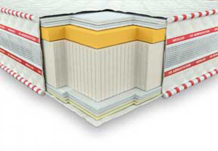 Безпружинный матрас Неолюкс 3D Галант мемори - 120см